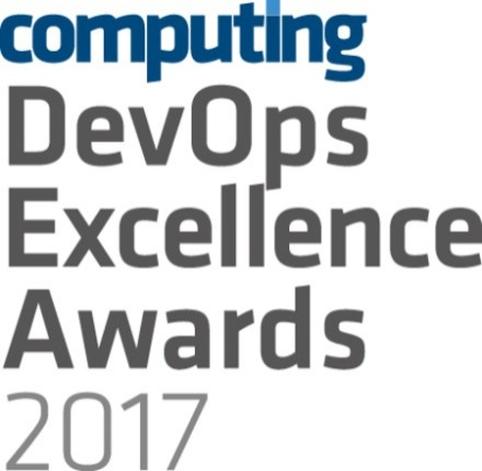 We're up for a DevOps Excellence Award!
