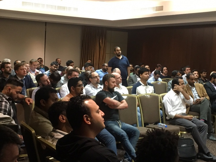 DevOps in Dubai: The Grand Launch!
