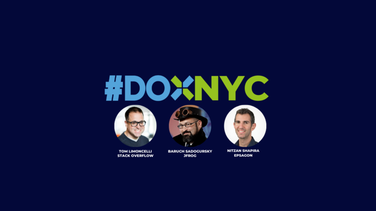 DevOps Exchange - NYC LAUNCH - Recap