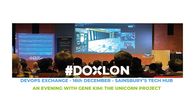 DevOps Exchange - An evening with Gene Kim