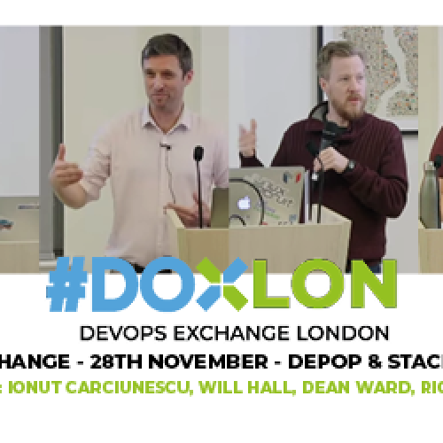 DevOps Exchange - DOXLON November 2019