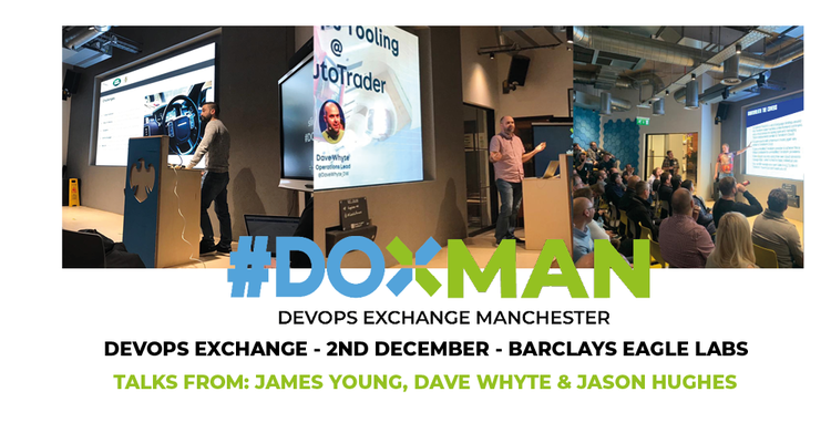 DevOps Exchange - Manchester