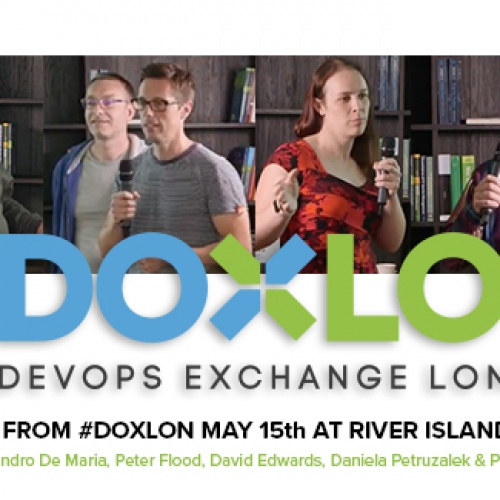 DevOps Exchange Meetup - May 2019 @ River Island