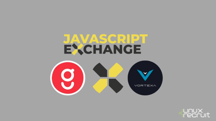 JavaScript Exchange - July feat. Gousto & Vortexa