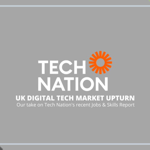 UK Digital Tech Market on the Up
