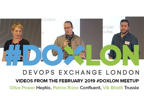 DevOps Exchange Meet up - February 2019