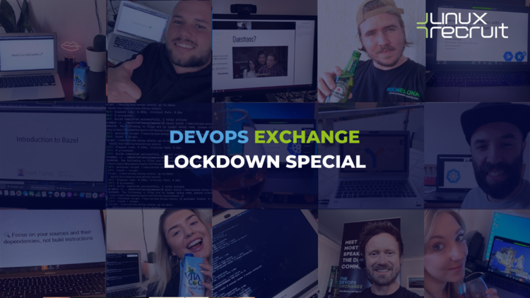 DevOps Exchange Lockdown Special