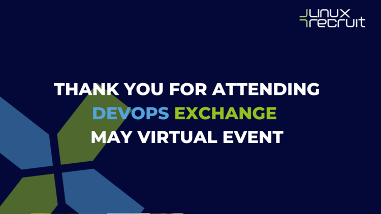DevOps Exchange Virtual Event 2 - AWS, Google, Red Hat