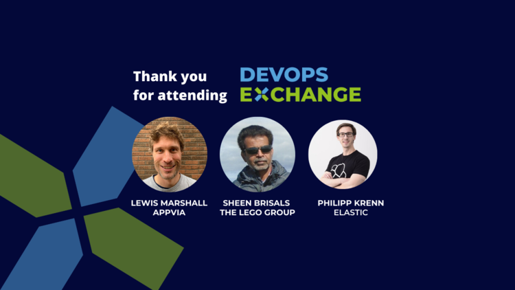 DOX Virtual Event #3 ft Appvia, The Lego Group & Elasticsearch