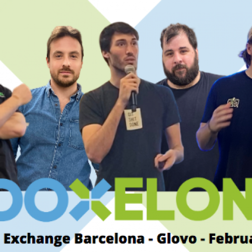 DOXELONA with Glovo