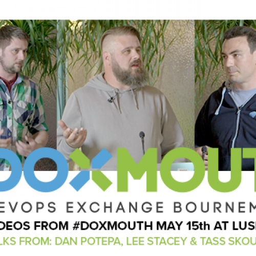 DevOps Exchange Meetup - May 2019 - Lush Digital #DOXMOUTH